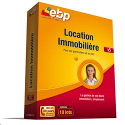 EBP Location Immobilière version 10 lots