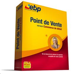 EBP Point de Vente Version Commerce de Détail