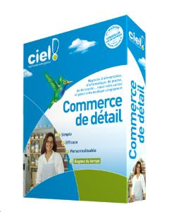 Ciel Point de vente Commerce de détail